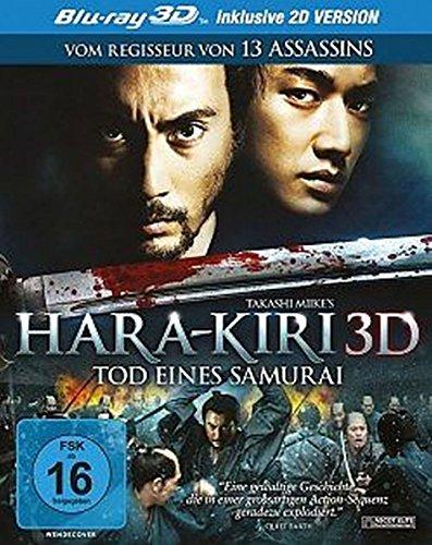 Preisvergleich Produktbild Hara-Kiri [3D Blu-ray inkl. 2D]