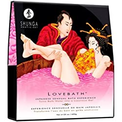 Shunga LoveBath gel Dragon Fruit 650g