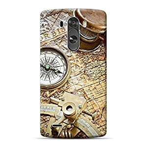 Inkif Printed Designer Case Mobile Back Cover For Lg G3