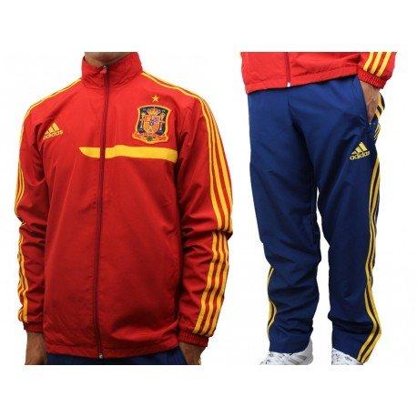 Chandal Selección Española 2013