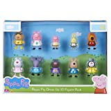 Character Options Peppa Pig 06668 Dress-up 10-Teiliges Pack