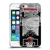 Head Case Designs Ufficiale AC Milan Milano Siamo Noi 3 2018/19 Adulti Cover Morbida in Gel per iPhone 5 iPhone 5s iPhone SE