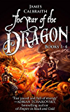 The Year of the Dragon Series, Books 1-4: The Crimson Robe