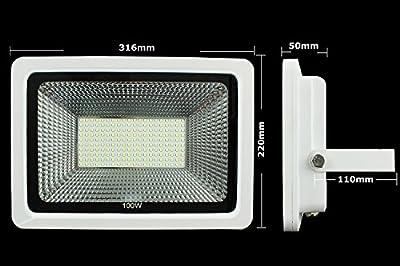 PMS 10W/20W/30W/50W LED Scheinwerfer Flutlicht Fluter Strahler Außenstrahler Außenbeleuchtung Innenbeleuchtung Kaltweiss/Warmweiss IP65 Wasserdicht