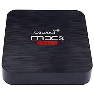 Cewaal MXS Plus Tv box installed Amlogic S905 Quad-Core Android 5.1 support wifi Streaming Media Player KODI