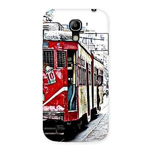 Enticing Kolkatta Multvcolore Back Case Cover for Galaxy S4 Mini