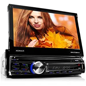 xomax xm dtsb914 car stereo moniceiver 18 cm amazon. Black Bedroom Furniture Sets. Home Design Ideas