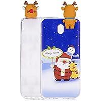 Everainy Samsung Galaxy J5 2017 Silikon Hülle 3D Weihnachts Muster Ultradünn Hüllen Handyhülle Gummi Case Samsung... preisvergleich bei billige-tabletten.eu
