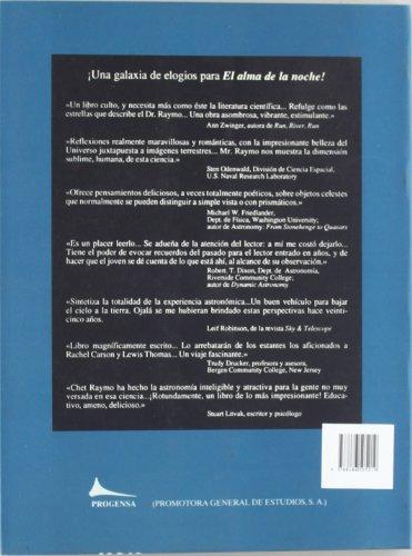El alma de la noche por Chet Raymo