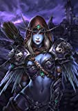 Instabuy Poster World of Warcraft - Wow Sylvanas (I) - A3 (42x30 cm)