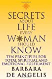 Best Books About Lives - Secrets About Life Every Woman Should Know: Ten Review