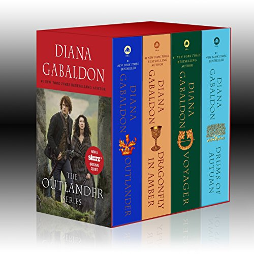 Outlander Boxed Set: Outlander, Dragonfly in Amber, Voyager, Drums of Autumn por Diana Gabaldon