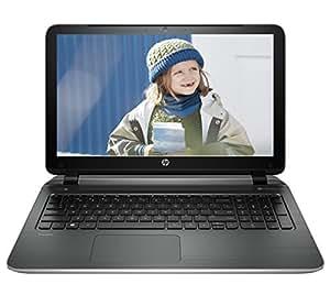 HP Pavilion 15-P0017TU 15.6-inch Laptop (Core i3 4030U/4GB/1024GB/Windows 8.1/Integrated Graphics), Silver