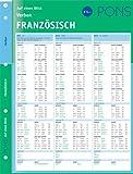 PONS Verben auf einen Blick Französisch: kompakte Übersicht, Verbformen und Konjugationen nachschlagen