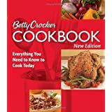 Betty Crocker Cookbook: Everything You Need to Know to Cook Today (BETTY CROCKER'S COOKBOOK)