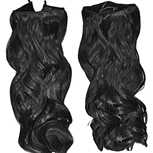 secret extensions halo hair extensions flip in colour 1