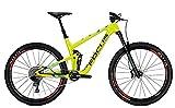 FOCUS JAM C Lite 27 Trail Fully Mountainbike Fahrrad Limegreen 2018 RH 47 cm / 27 Zoll