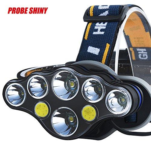 Linterna LED alta potencia Linterna mano recargable