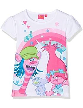 TROLLS Trsm27107, Camiseta para Niños