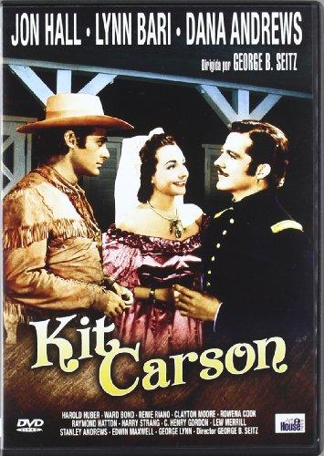 Rote Teufel um Kit Carson / Kit Carson ( ) [ Spanische Import ] (Teufel Kit)