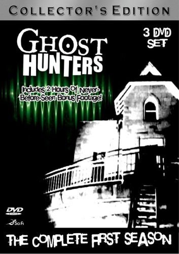 Ghost Hunters: Complete First Season [DVD] [2005] [Region