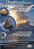Destinations Sauvages : Pêche au gros & pêche sportive - Vol.4 : La Sierra Leone, Tarpons Carangues & Barracudas