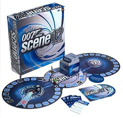 James Bond Scene It? DVD Game