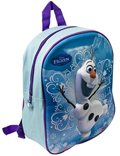 Disney frozen - zainetto per bambini, con olaf in 3d