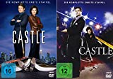 Castle - Die komplette 1. + 2. Staffel (9-Disc / 2-Boxen)