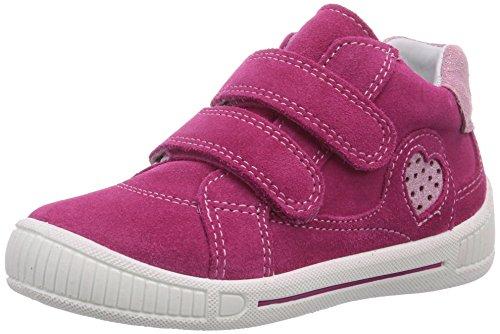 Superfit COOLY 400043, Baby Mädchen Lauflernschuhe Pink (PINK KOMBI 64)