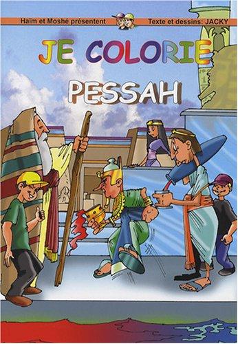 Je colorie Pessah
