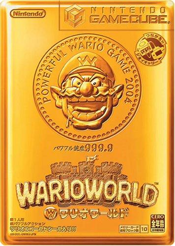 Wario World[Japanische Importspiele] (Wario World Gamecube Spiel)