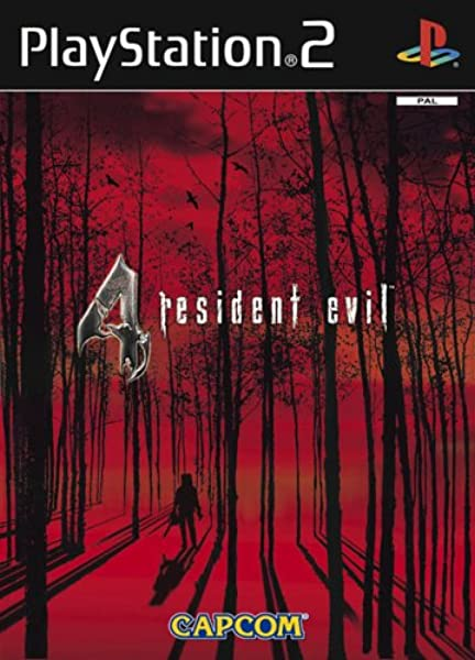 Resident Evil 4 Ps2 Amazon Co Uk Pc Video Games