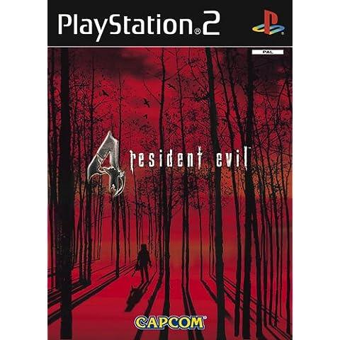 Capcom Resident Evil 4, PS2 - Juego (PS2)