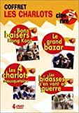 Coffret Les Charlots 4 DVD : Bons baisers de Hong-Kong / Le Grand bazar / Les Quatre...