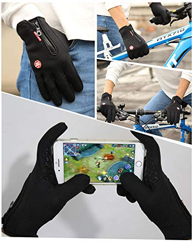 Freefa Electric Heated Vest USB Lightweight Size Right 5 Heating Zones Water Wind Resistant with Touchscreen Glove 9