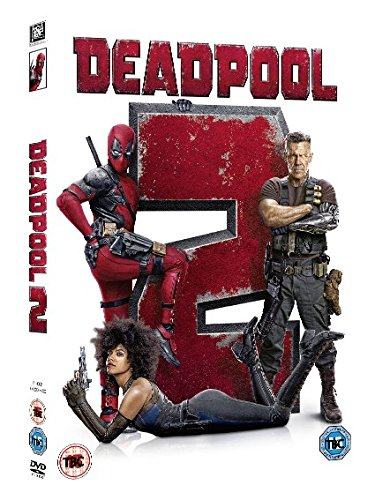 Deadpool 2 [DVD]...