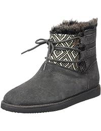 Roxy ARJB700349 - Botas de invierno para mujer, color Gris (Charcoal), talla 39 EU
