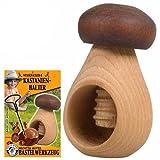 Corvus A600075 Holz-Haltepilz für Kastan Kids at Work