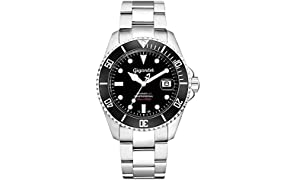 GIGANDET SEA Ground – Men's/Women's Diving Sports Watch Automatic – G2-002