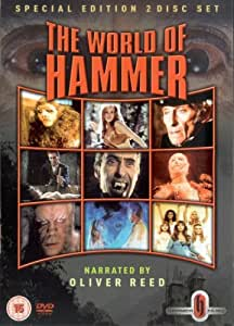 The World Of Hammer [DVD]