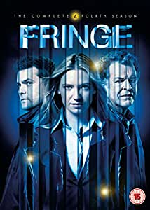 Fringe - Season 4  [DVD + UV Copy] [2012]