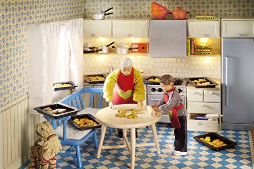 Lundby 60.2063.00 - Smaland: Lavandino e lavastoviglie per casa delle bambole