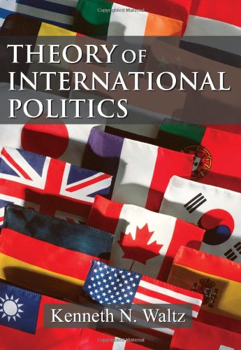 Theory of International Politics por Kenneth N. Waltz