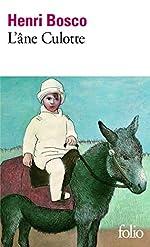 L'âne Culotte de Henri Bosco