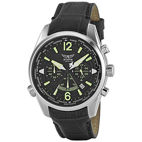 Aviator AVW2120G317 Reloj de Hombres