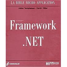 Framework.Net (avec CD-Rom)