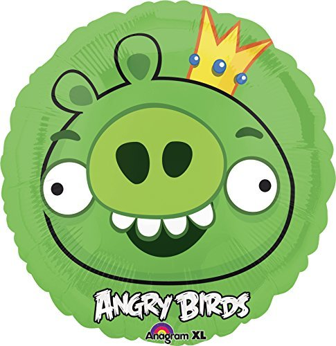 Amscan International Angry Birds King Pig by Amscan International