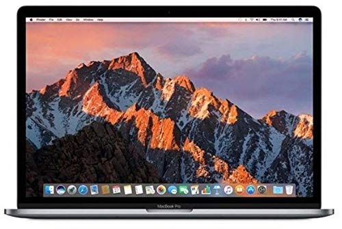 Apple Macbook Pro MLH32HN/A Laptop (Mac, 16GB RAM, 256GB HDD) Space Grey Price in India