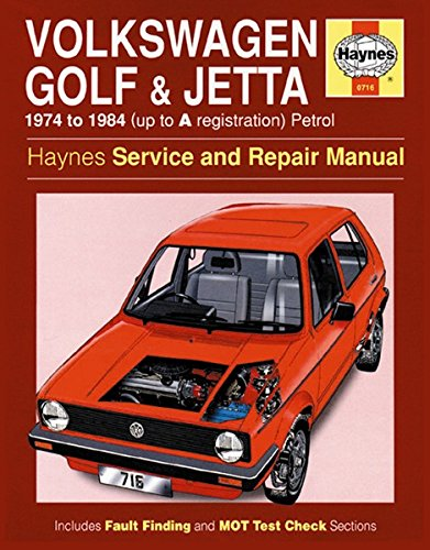 VW golfandjetta 74–84Class Nachdruck–0716